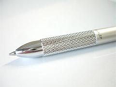ボールペンのグリップ形状