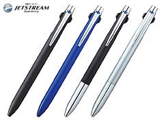 三菱・ジェットストリーム プライム 3色ボールペン(中字)