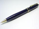 ディープブルーボールペン