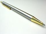 スリムステンレスボールペン