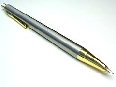 スリムステンレスシャープペン