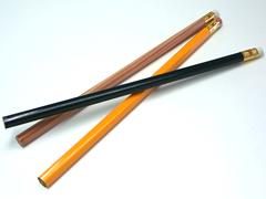 鉛筆(消しゴム付)