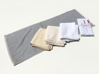 粗品タオル・カラータオル 竹繊維タオル