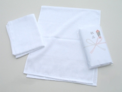 粗品タオル・日本製業務用 平地白
