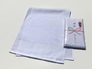 粗品タオル・白タオル 業務用タオル 泉州タオル 平地付き 日本製