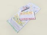 粗品タオル・柄タオル リップリップ柄 日本製
