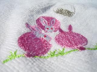 刺繍(ししゅう)