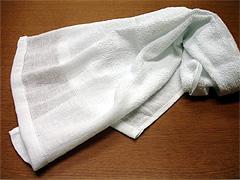 タオルは海外製の200匁。