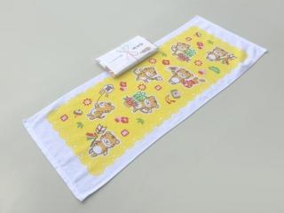 年賀タオル・ブル [熨斗名入れ無料]