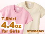 4.4oz Tシャツ